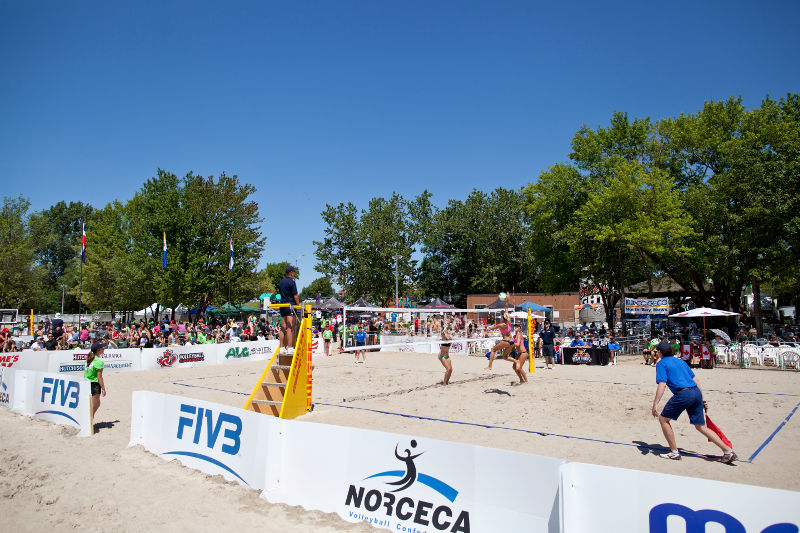 Beach Volleyball Sports And Meetings North Bay