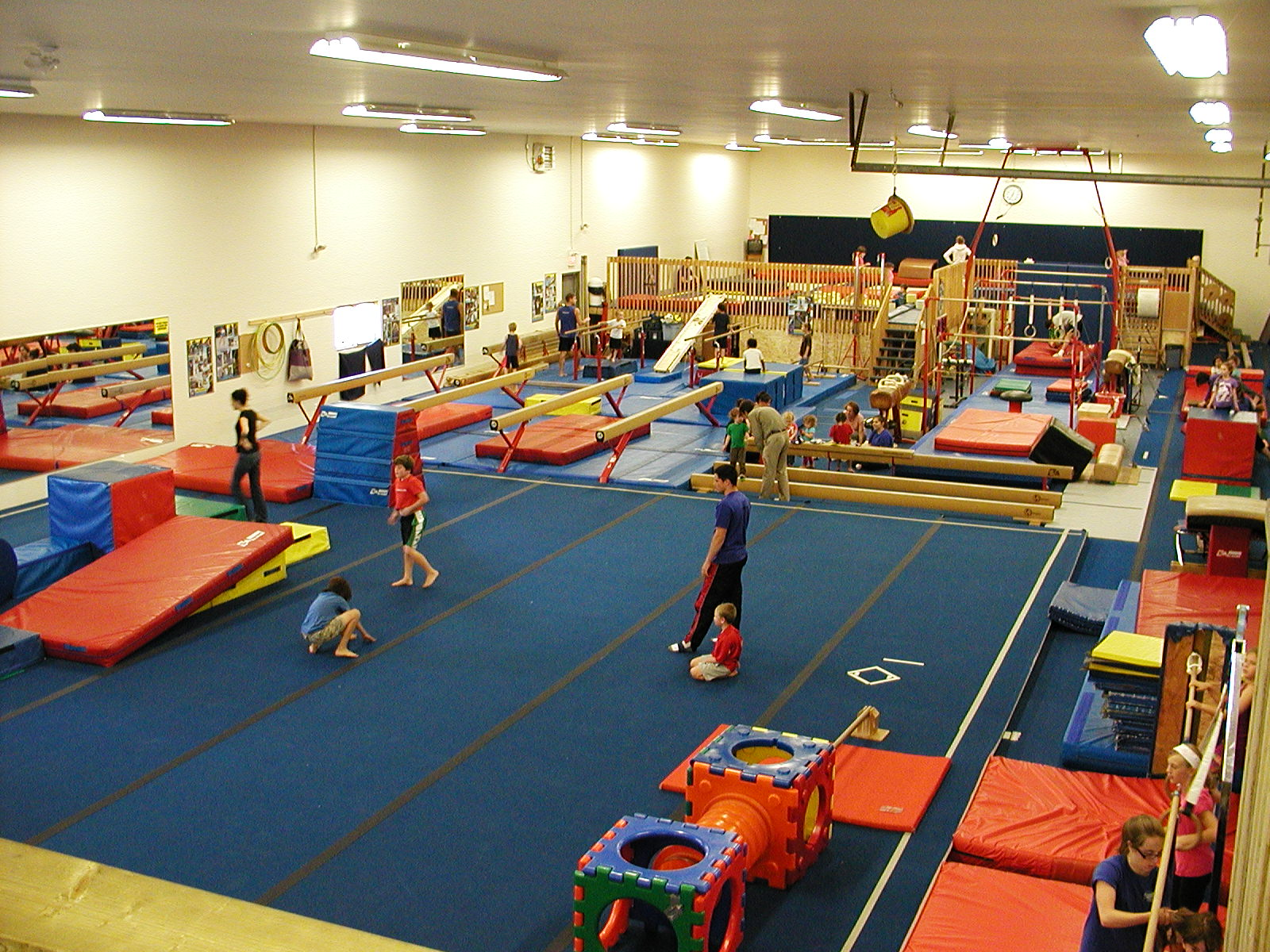 Photo of Gymtrix Gymnastics & Trampoline Centre