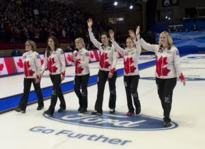 Women's World Curling Champions